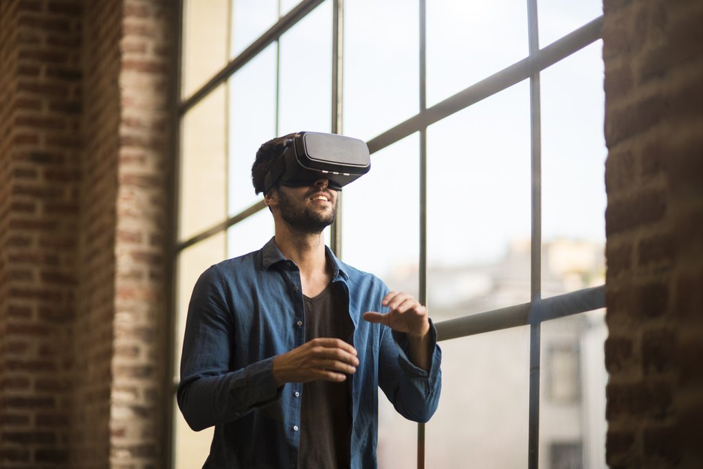 Virtual Reality – 3 E-Learning Trends
