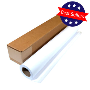 "Color Poster Media - Heavy Duty Water & Tear Resistant Banner - 24"" x 100'"