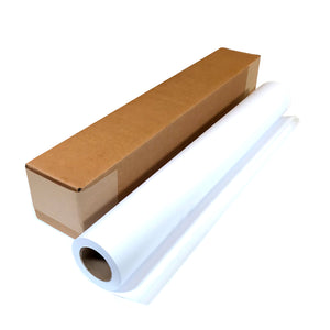 "Color Poster Media - Semi-Gloss Photo Paper (Photo Satin) - 24"" x 100'"