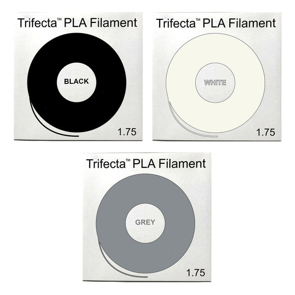 VariQuest Trifecta 800 3D Printer PLA Filament - 3 Pack