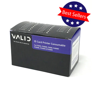 VALID (formerly Polaroid) Full Color Ribbon with Black on Back- YMCKT-KT - 300 Prints