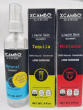 Xcambo Mayan Gourmet Low Sodium Liquid Salt Spray (3 Pack) Essentials Collection