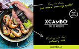 Xcambo Mayan Gourmet Low Sodium Liquid Salt Spray (Tequila) for Drinks, Finishing Dishes and Flavor