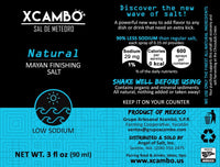 Xcambo Mayan Gourmet Low Sodium Liquid Salt Spray (3 Pack) Grill Essentials Collection