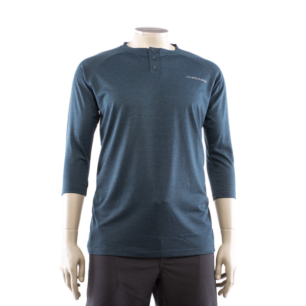 Warner Tech Henley