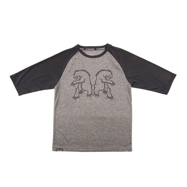 Mission Jersey Kids 3/4 Sleeve
