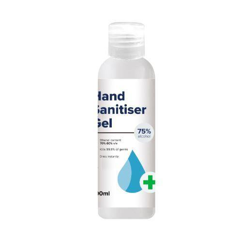 100ml Hand Sanitiser Gel