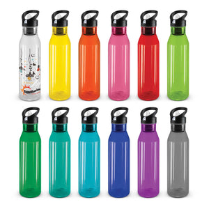 Nomad Drink Bottle - Translucent