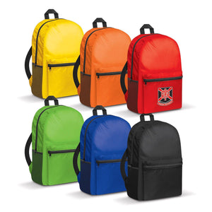 Bullet Backpack - New Age Promotions