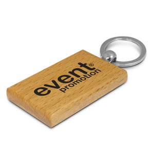 Artisan Key Ring - Rectangle - New Age Promotions