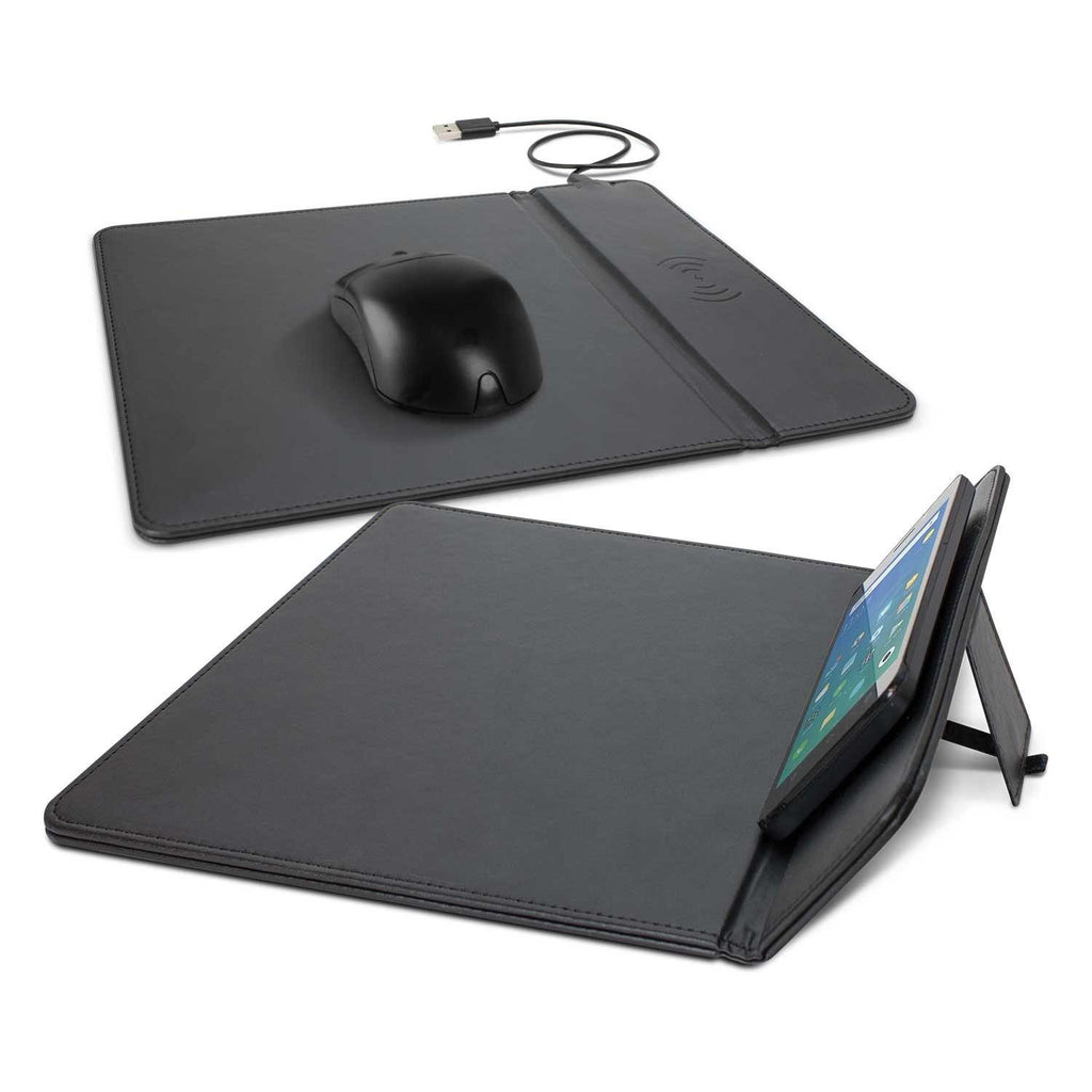 Astron Wireless Charging Mouse Mat - New Age Promotions