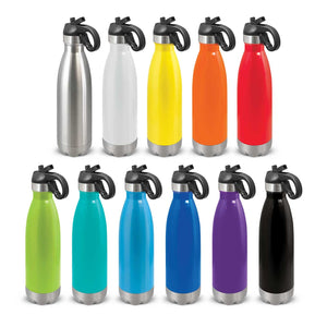 Mirage Metal Drink Bottle - Flip Lid