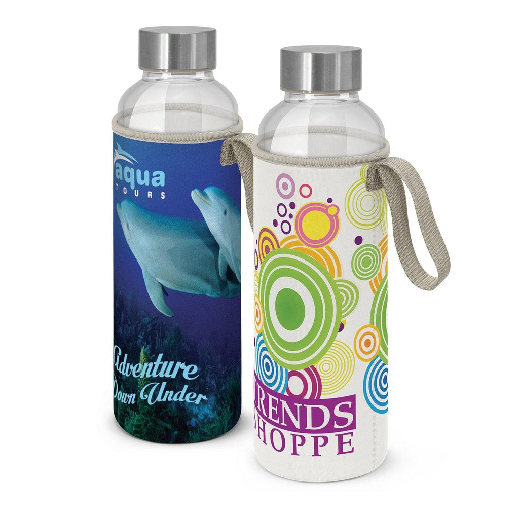 Venus Glass Bottle - Full Colour - New Age Promotions