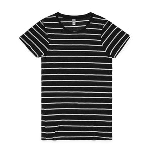 BASIC STRIPE TEE - New Age Promotions