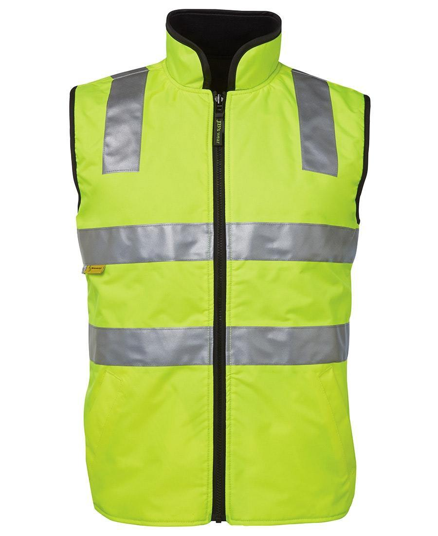 Hi Vis (D+N) Reversible Vest - New Age Promotions