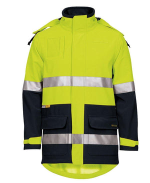 Hi Vis (D+N) Soft Shell Industry Jacket - New Age Promotions