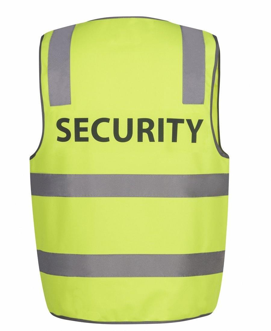 Hi Vis (D+N) Safety Vest Security - New Age Promotions