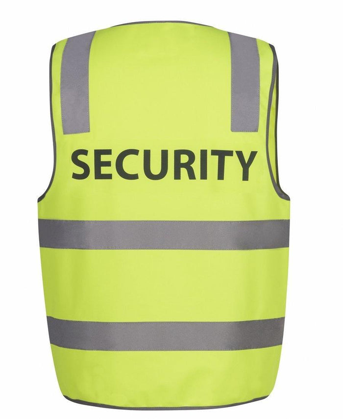 Hi Vis (D+N) Safety Vest Security