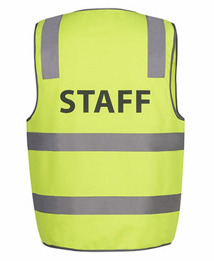 Hi Vis (D+N) Safety Vest Staff