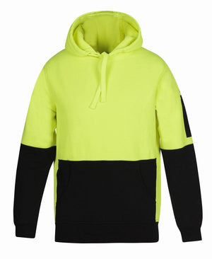 Hi Vis 330G Pull Over Hoodie - New Age Promotions