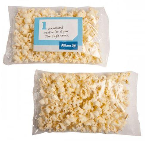 Australian Made Buttered Popcorn - New Age Promotions