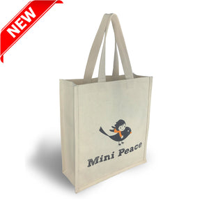 EXECUTIVE CANVAS TOTE BAG