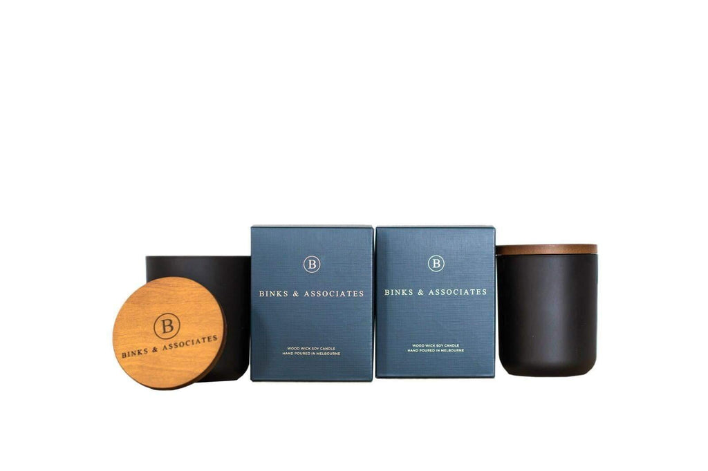 Woodwick Soy Candles
