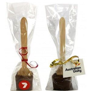 Chocolate Spoon 50g - New Age Promotions