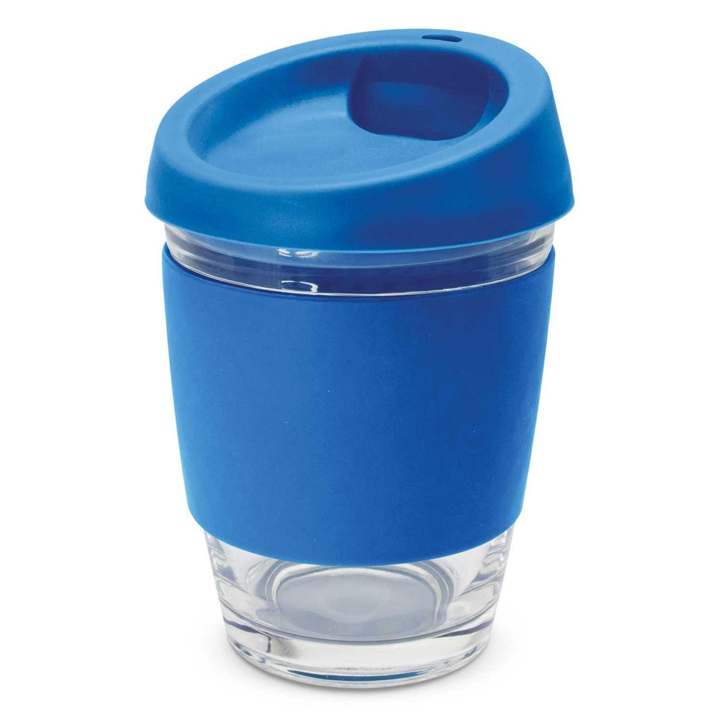 Glass Reusable Coffee Cup - New Age Promotions