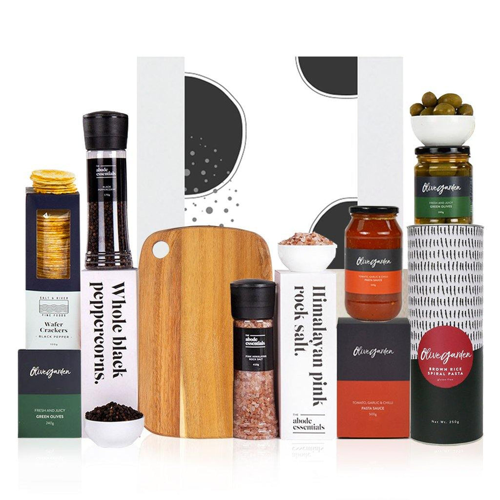 COOKING AT HOME HAMPER