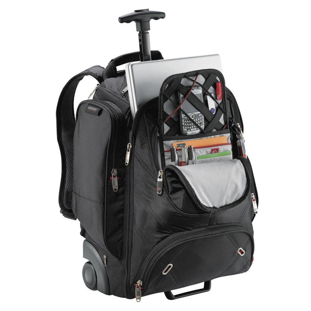 Elleven™ Wheeled Compu-Backpack
