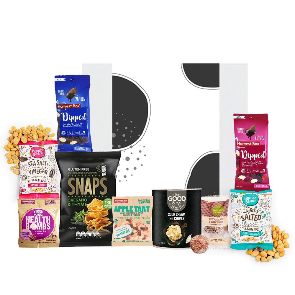 THE GLUTEN FREE FRIENDLY HAMPER