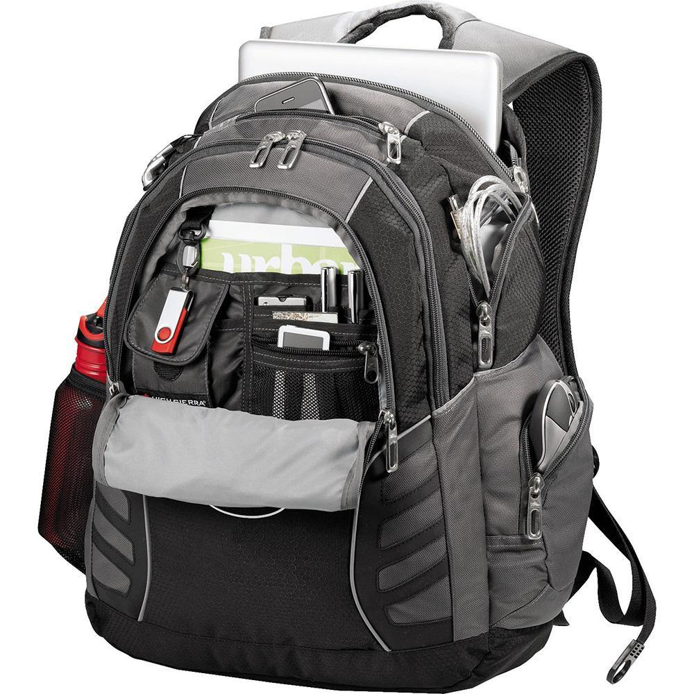 High Sierra Swerve Big Wig 17 in Computer Backpack