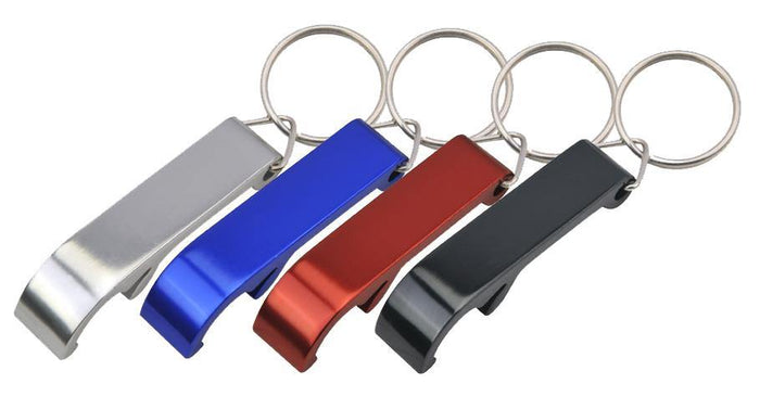 HANDY BOTTLE OPENER KEY RING