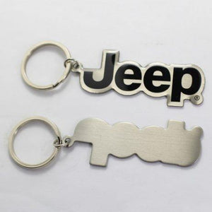 Custom Shape Die Cast Keyrings