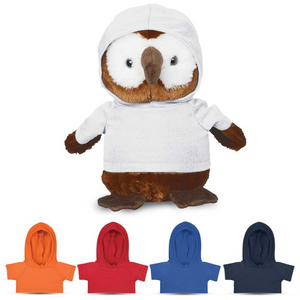 Large Hoot Owl - Hoodie - New Age Promotions
