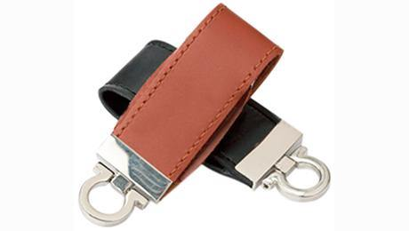Leather Flash Drive - New Age Promotions