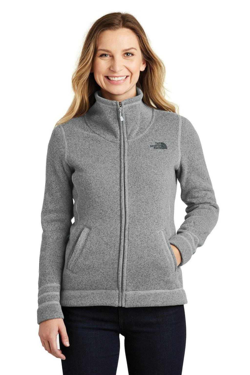 The North Face Ladies Sweater Fleece Jacket - New Age Promotions