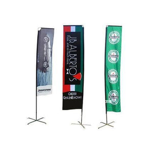 Small(65.3*200cm) Rectangular Banners