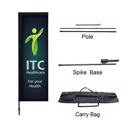 Large(80.5*400cm) Rectangular Banners