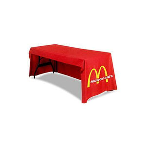 3-Sided Fitted Table Cover *4ft - New Age Promotions