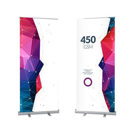 Medium Standard Pull Up Banner (120 x 200cm)