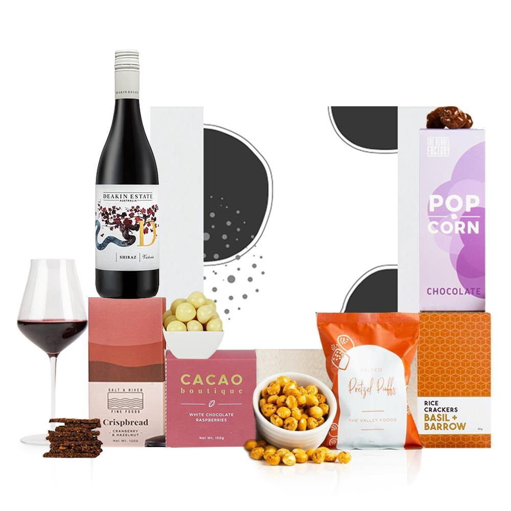 THE EPICURE'S SELECTION HAMPER