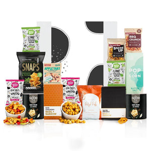 THE SNACK ATTACK HAMPER - New Age Promotions