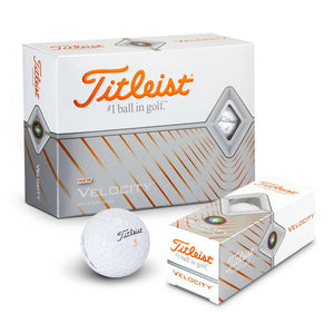 Titleist Velocity Golf Balls - New Age Promotions