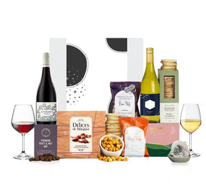WINING AND DINING HAMPER - New Age Promotions