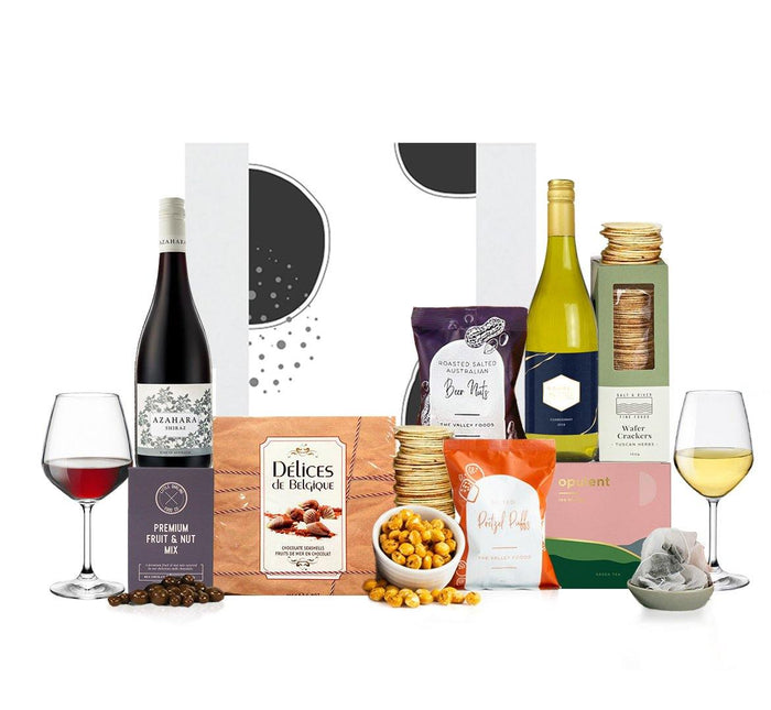 WINING AND DINING HAMPER