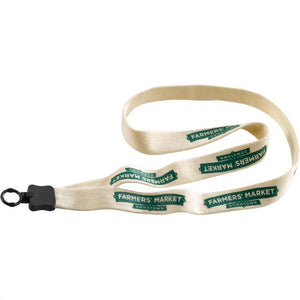 Cotton Lanyard - New Age Promotions