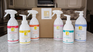 REFRESH Home Cleaning Kit