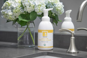 ALLORGANIC® HAND SOAP - ALLORGANIC PRODUCTS